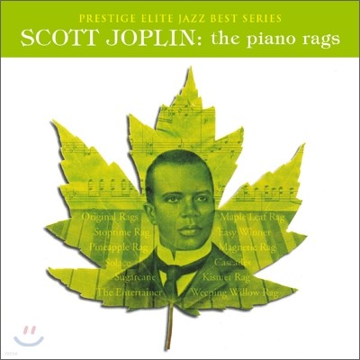 Scott Joplin - The Piano Rags