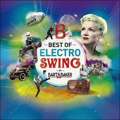 Best Of Electro Swing [by Bart & Baker] (베스트 오브 일렉트로 스윙) [LP]