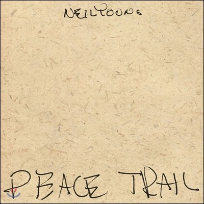 Neil Young (닐 영) - Peace Trail [LP]