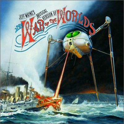 Jeff Wayne - War Of The Worlds (Special Package)