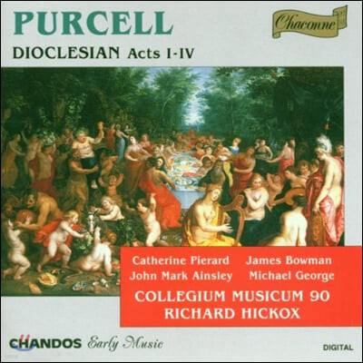 Richard Hickox 퍼셀: 디오클레시안 (Purcell: Dioclesian)