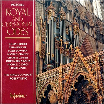 The King's Concert 퍼셀 : 왕실과 의식의 송가 (Royal And Ceremonial Odes/ Robert King )