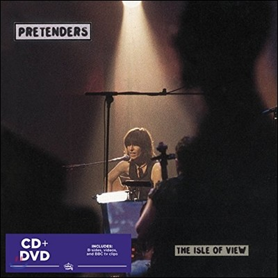 Pretenders (프리텐더스) - The Isle Of View [Deluxe Edition]