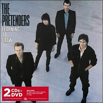 Pretenders (프리텐더스) - Learning To Crawl [Deluxe Edition]
