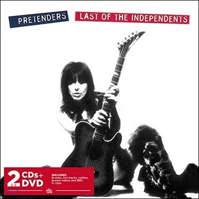 Pretenders (프리텐더스) - Last Of The Independents [Deluxe Edition]