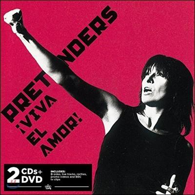 Pretenders (프리텐더스) - Viva El Amor! [Deluxe Edition]