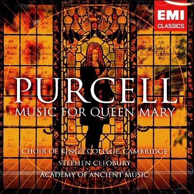 Choir of King's College Cambridge 퍼셀: 메리 여왕을 위한 합창곡집 - 킹즈 칼리지 합창단 (Purcell: Music For Queen Mary)