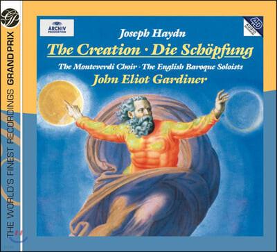 John Eliot Gardiner 하이든: 천지창조 (Haydn: The Creation)