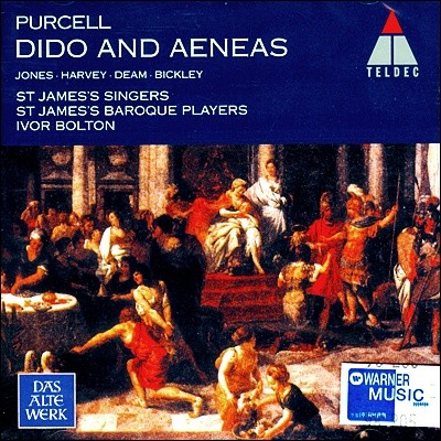 퍼셀 : Dido And Aeneas - Ivor Bolton