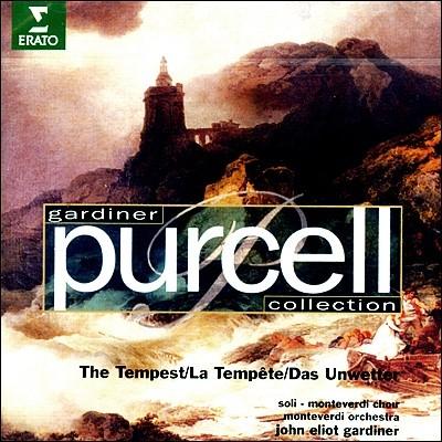 퍼셀 : The Tempest - 가디너