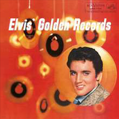 Elvis Presley - Elvis Golden Records No.1 (Ltd. Ed)(180G)(LP)