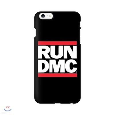 [아이폰7플러스] RUN DMC Logo Black 아이폰7플러스 케이스 iPhone7 Plus Case