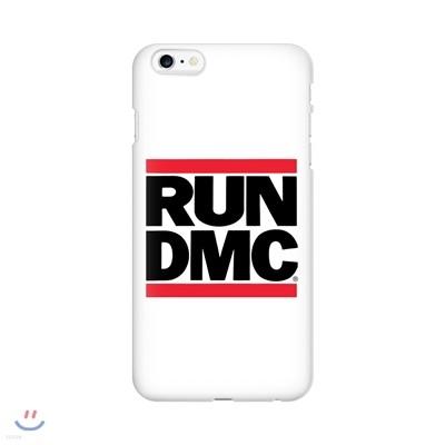 [아이폰7플러스] RUN DMC Logo White 아이폰7플러스 케이스 iPhone7 Plus Case