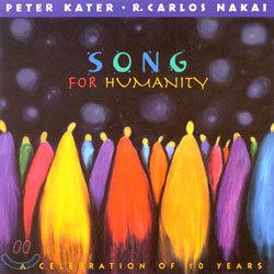 Peter Kater & R. Carlos Nakai - Song For Humanity