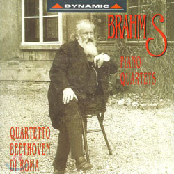 Brahms : Piano Quartes : Quartetto Beethoven Di Roma
