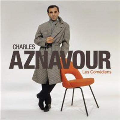 Charles Aznavour - Les Comediens (Vinyl LP)