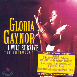 Gloria Gaynor - I Will Survive: The Anthology