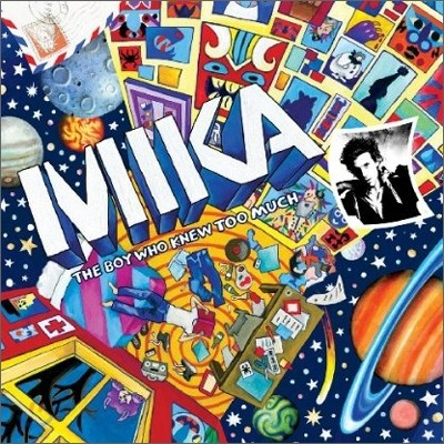Mika - The Boy Who Knew Too Much (Standard Edition)
