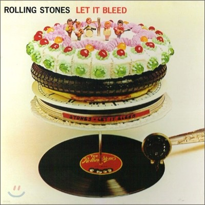 Rolling Stones - Let It Bleed (Japanese Paper Sleeve)