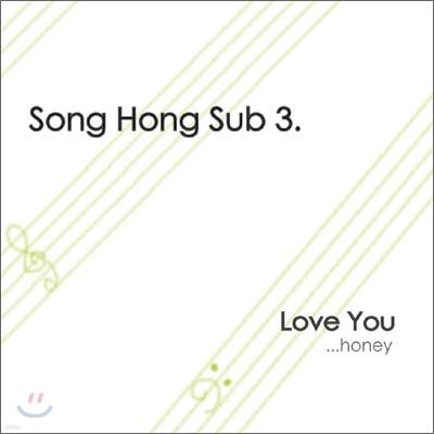 송홍섭 3집 - Love You