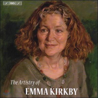 엠마 커크비 BIS 레이블 녹음 모음집 (The Artistry of Emma Kirkby)