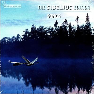 시벨리우스 에디션 7집 - 가곡 (The Sibelius Edition Volume 7 - Complete Songs)