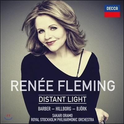 Renee Fleming 머나먼 빛 - 스칸디나비아의 노래: 바버 / 힐보리 / 뷰욕 (Distant Light - Barber / Hillborg / Bjork) 르네 플레밍