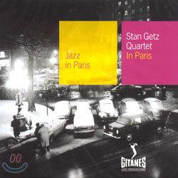 Stan Getz Quartet - Jazz In Paris/In Paris