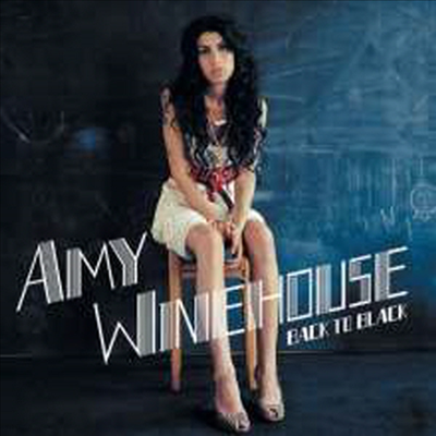 Amy Winehouse - Back To Black (Limited-Deluxe-Edition)(Gatefold)(45RPM)(HalfSpeed Mastering)(180G)(2LP)