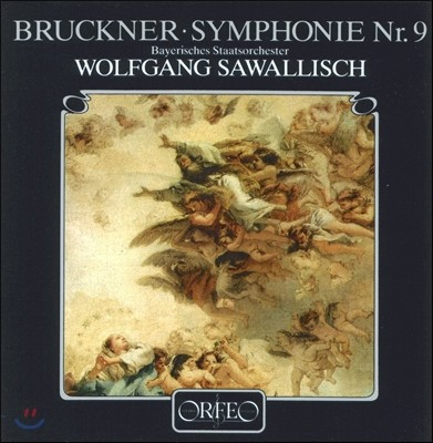 Wolfgang Sawallisch 브루크너: 교향곡 9번 (Bruckner: Symphony No.9) 볼프강 자발라쉬, 바이에른 주립 관현악단