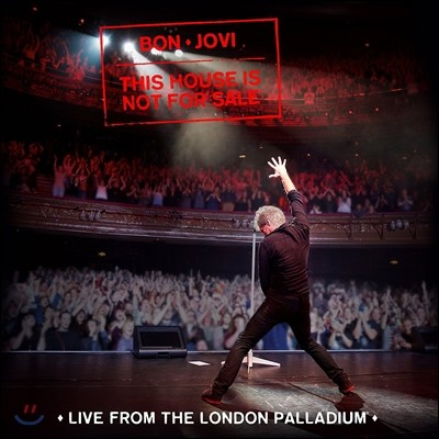 Bon Jovi (본 조비) - This House Is Not For Sale: Live from the London Palladium