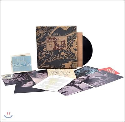 The Doors (도어스) - London Fog 1966 [10인치 싱글 LP+CD]