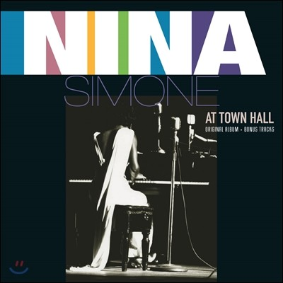 Nina Simone (니나 시몬) - At Town Hall [LP]