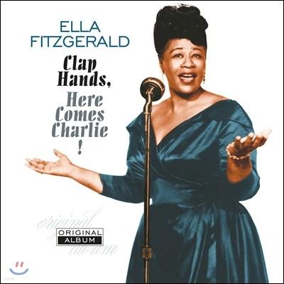 Ella Fitzgerald (엘라 피츠제럴드) - Clap Hands, Here Comes Charlie! [LP]
