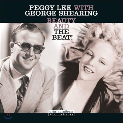Peggy Lee & George Shearing (페기 리 / 조지 쉐링) - Beauty And The Beat! [LP]