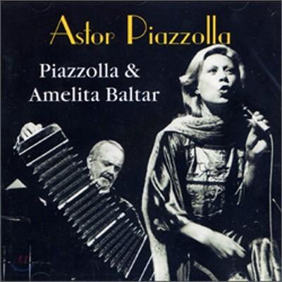 Astor Piazzolla - Piazzolla & Amelita Baltar