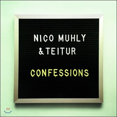 Nico Muhly & Teitur (니코 멀리 & 타이터) - Confessions [LP]