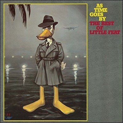 Little Feat (리틀 핏) - As Time Goes By: The Best Of [LP]