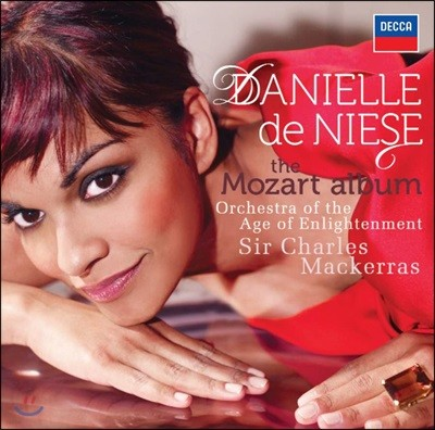 Danielle de Niese 다니엘 드 니스 모차르트 아리아 앨범 (The Mozart Album)