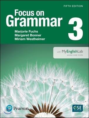 Focus on Grammar + Myenglishlab