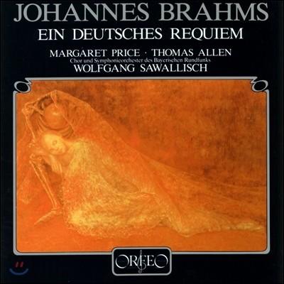 Margaret Price / Wolfgang Sawallisch 브람스: 독일 레퀴엠 (Brahms: Ein Deutsches Requiem) 마가렛 프라이스, 바이에른 방송 교향악단, 볼프강 자발리쉬