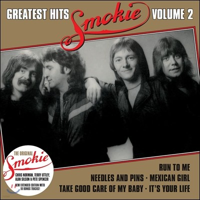 Smokie (스모키) - Greatest Hits Vol. 2 'Gold' (그레이티스트 히츠 2집 '골드') [New Extended Version]
