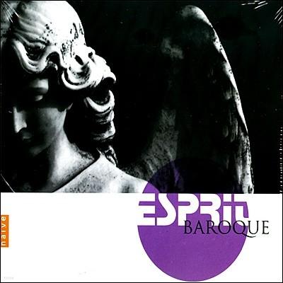 Naive 레이블 바로크 음악 명곡 모음집 - 에스쁘릿 바로크 (Esprit Baroque)