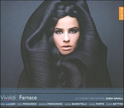 Jordi Savall 비발디: 오페라 `파르나체` (Vivaldi: Farnace)