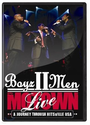Boyz II Men - Motown: A Journey Through Hitsville USA (Live)