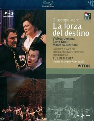 Zubin Mehta 베르디: 운명의 힘 (Verdi : La forza de destino)