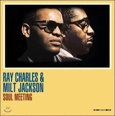 Ray Charles & Milt Jackson (레이 찰스, 밀트 잭슨) - Soul Meeting [LP]