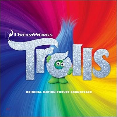 트롤 영화음악 (Trolls OST - Justin Timberlake) [Limited Lenticular Card Edition 한정판 수입 렌티큘러 카드 에디션]