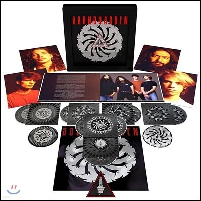 Soundgarden (사운드가든) - Badmotorfinger [25주년 기념 수퍼 디럭스 에디션 박스세트]