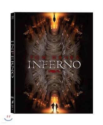인페르노 (2Disc 인터내셔널 슬립케이스 스틸북 한정판) : 블루레이